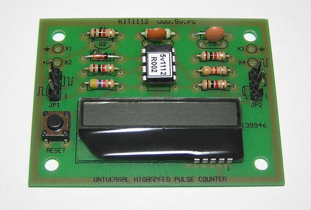 Монтаж индикатора HG1.