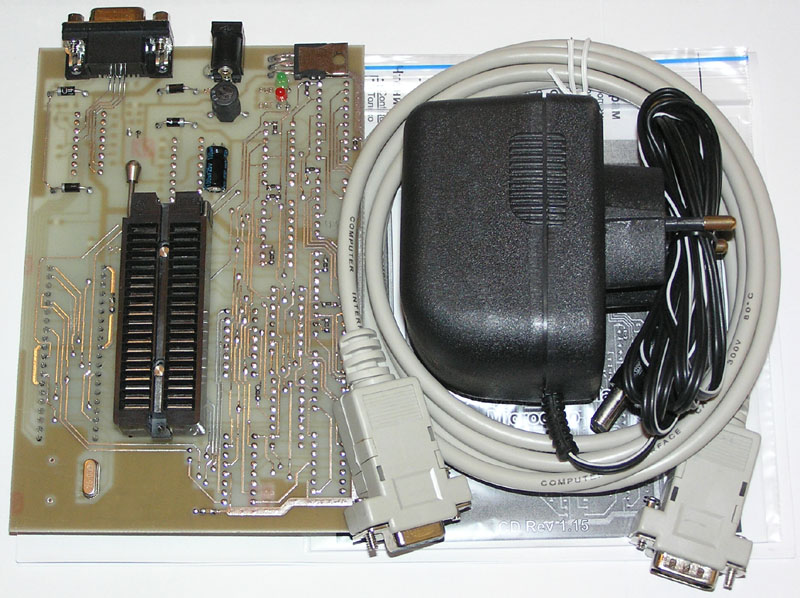 Программатор PIC контроллеров